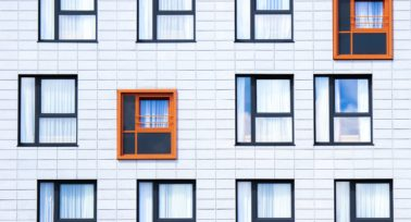 Several windows from a apartment block | Vivo Property Buyers