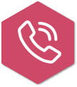Telephone icon, phone some experienced property buyers