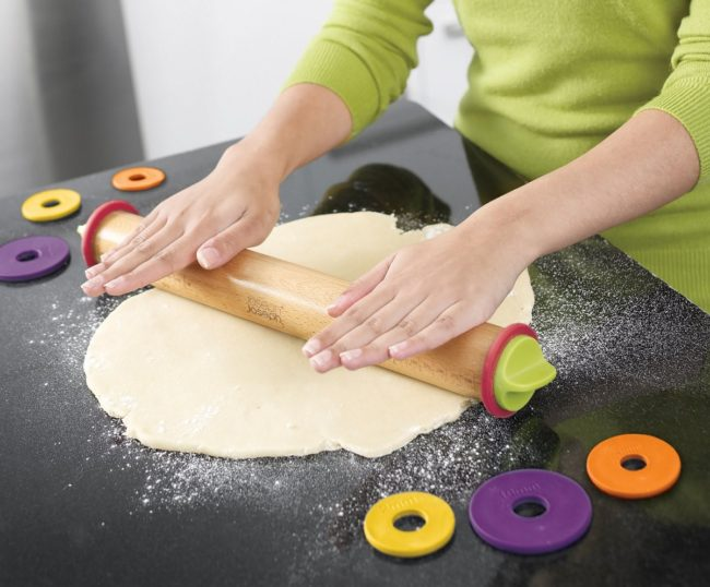 adjustable rolling pin kitchen gadget