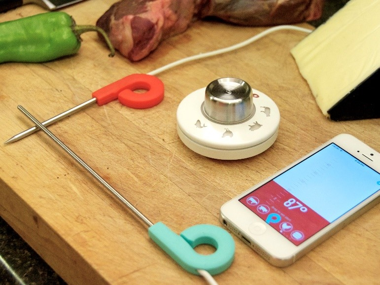 smart food thermometer