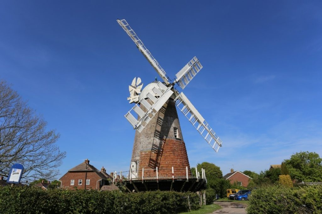 London Best Commuter Towns: Polegate in East Sussex's windmill musuem