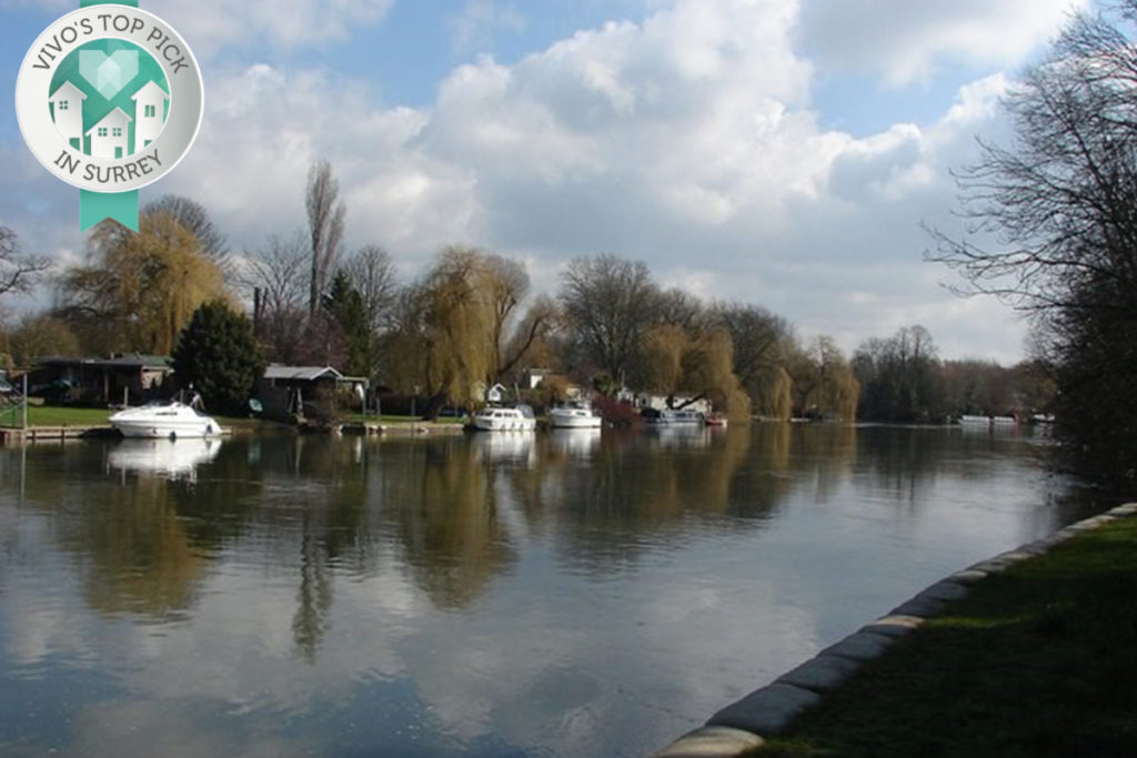 Surrey Commuter Towns: Staines-Upon-Thames