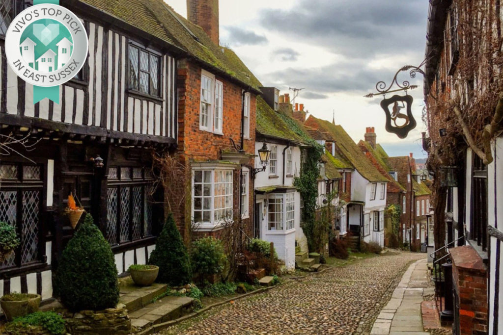 East Sussex Commuter Towns: Rye street